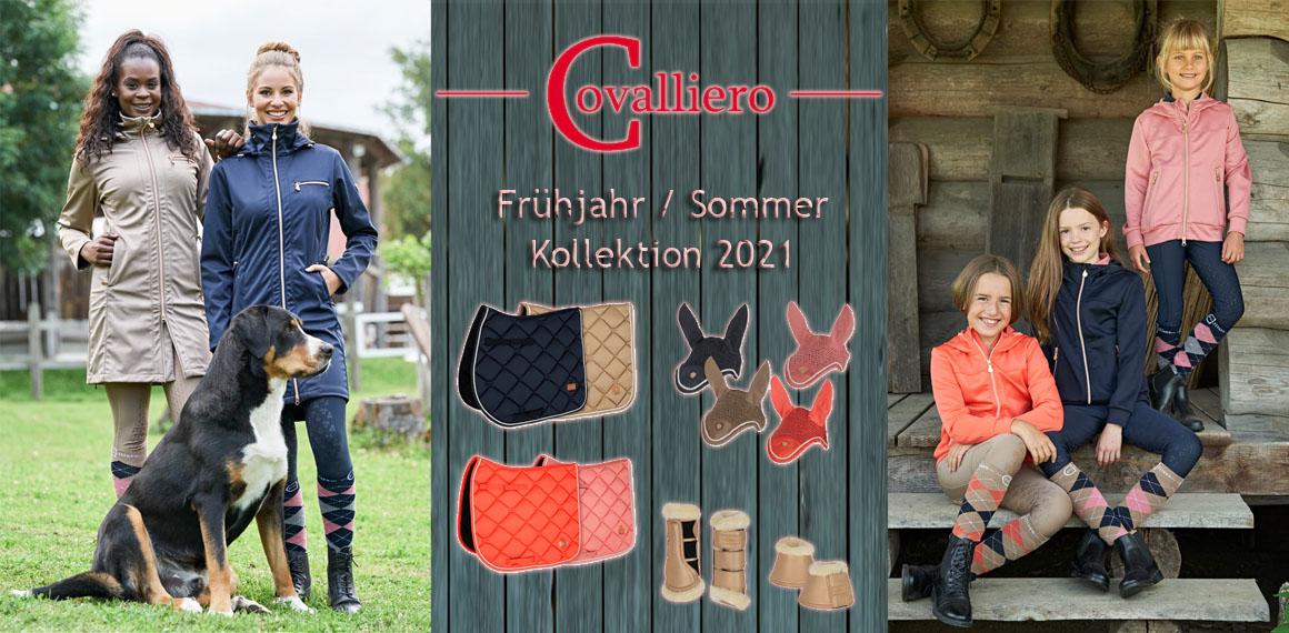 Covalliero Frühjahr / Sommer Kollektion