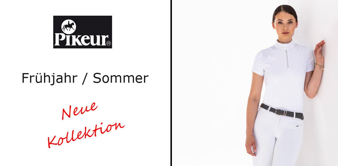 Pikeur Frühjahr / Sommer Kollektion