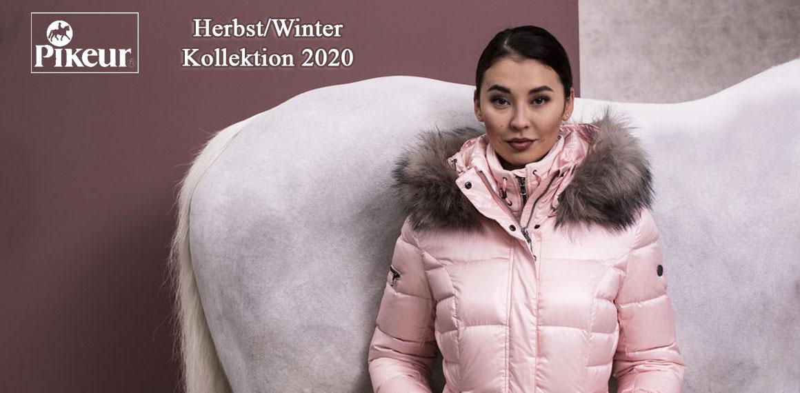 Die neue Herbst/Winter Kollektion von Pikeur