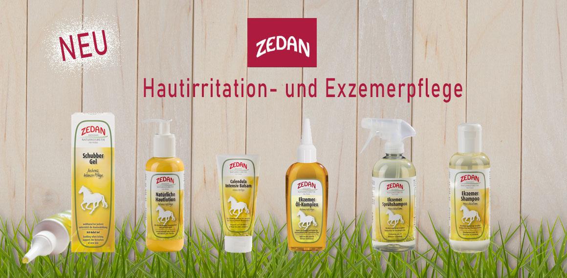 Hautirritation- und Exzemerpflege